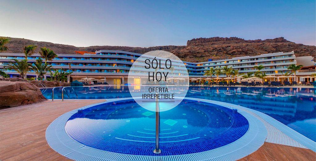 El Radisson Blu Resort & Spa Gran Canaria Mogan 5* te espera