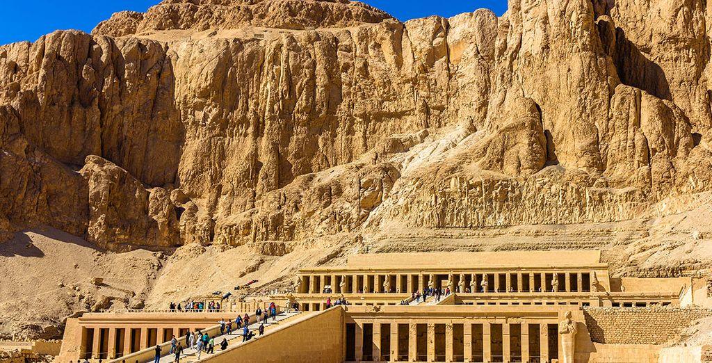 La visita al Valle de los Reyes es imprescindible