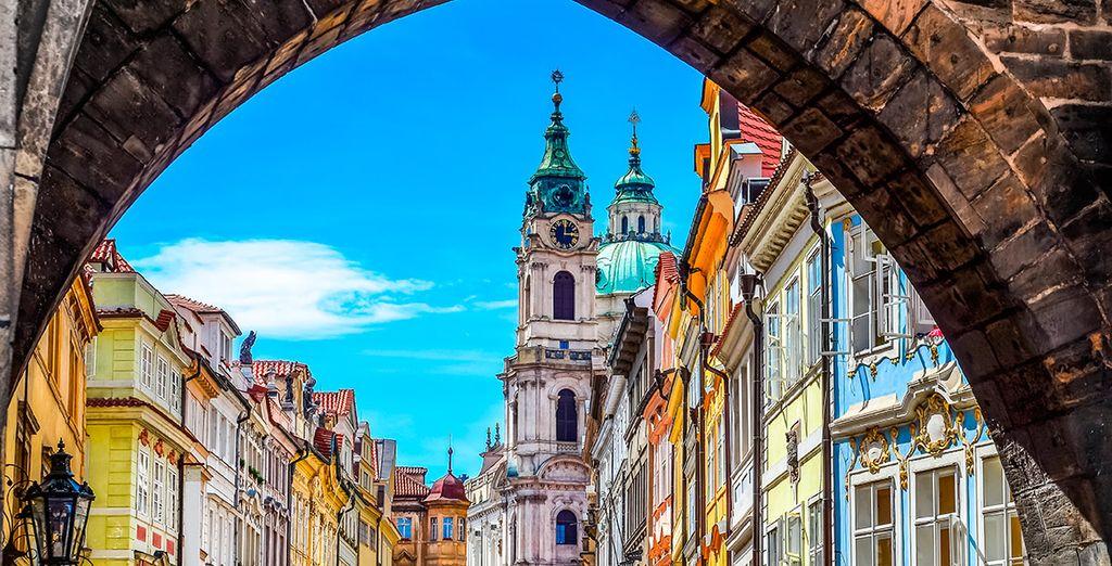 Una ciudad europea con mucho encanto