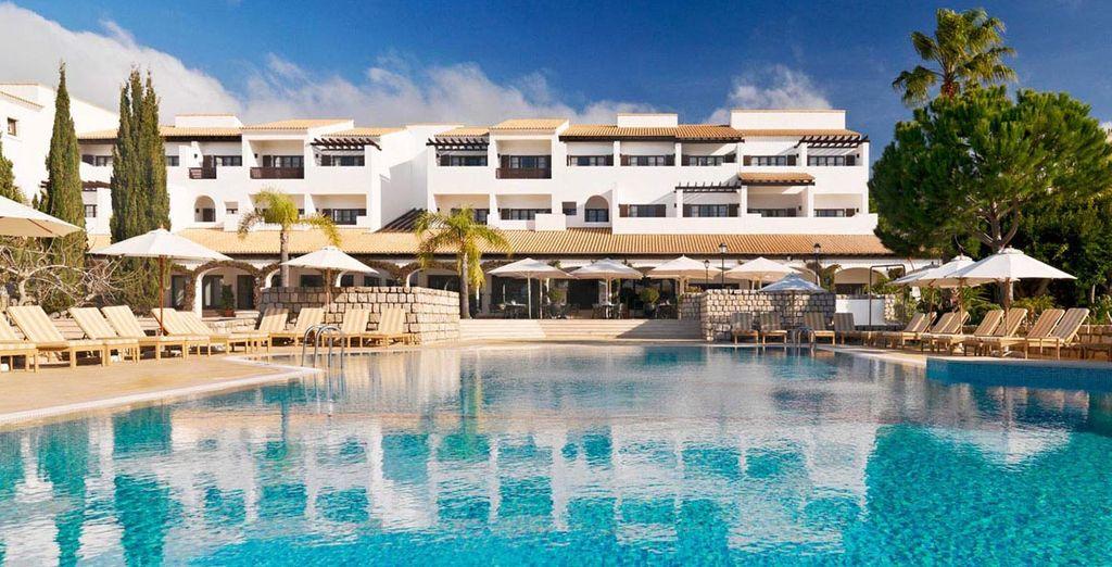 Sheraton Algarve 5* Hotel de lujo