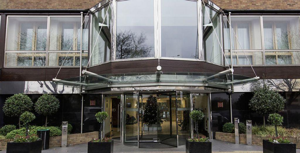 Crowne Plaza London Ealing 4* le abre sus puertas