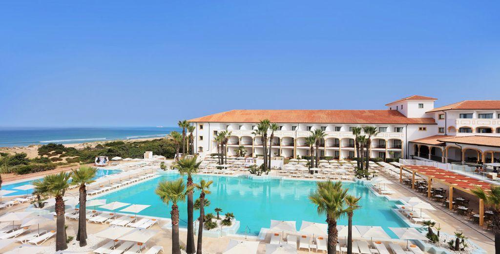 IBEROSTAR Andalucia Playa 5* - Sancti Petri