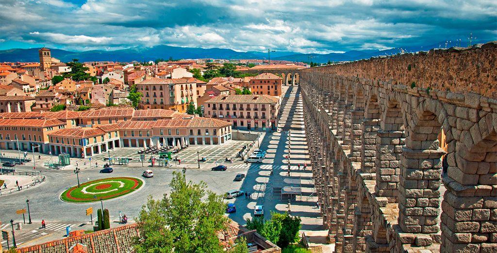 Segovia es historia, arquitectura