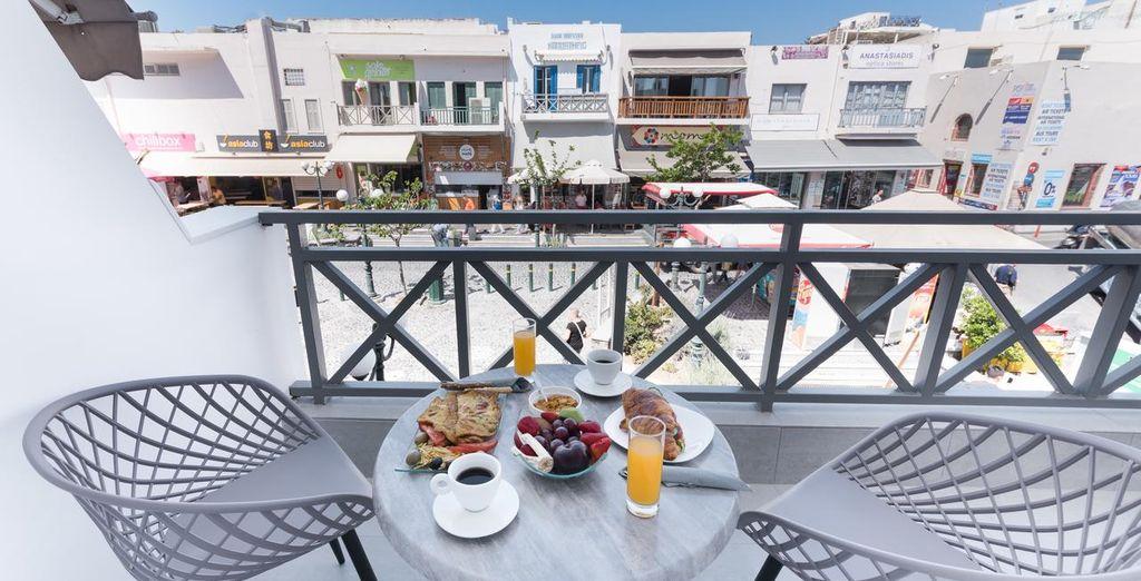 hoteles de última hora a Grecia