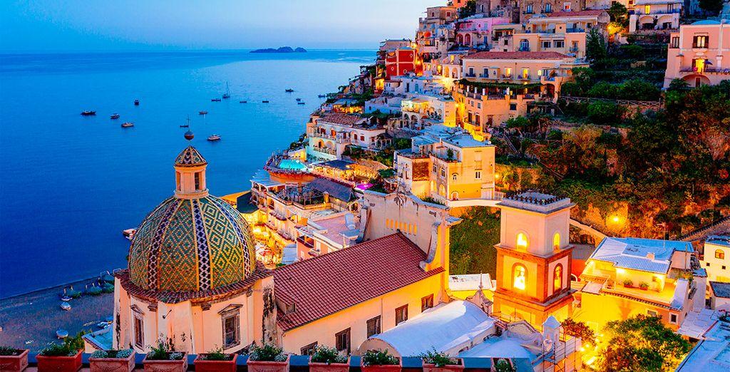 Vacaciones en Nápoles con ofertas de vuelos y hoteles baratos hasta el 70% de descuentos, viajes en Nápoles con Voyage Privé