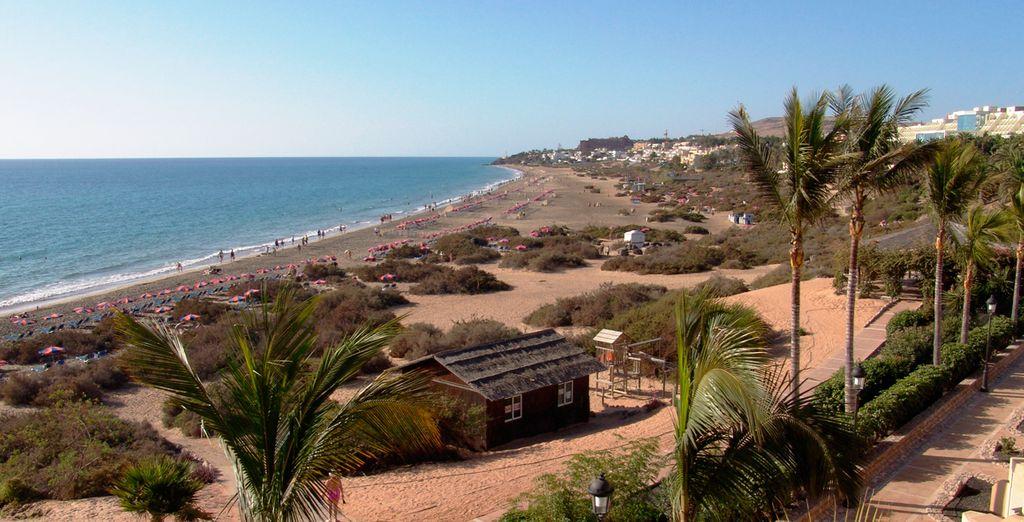 Las inmensas playas de Fuerteventura, un reclamo maravilloso para todo visitante