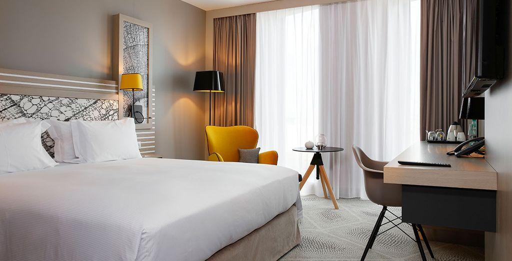 Hotel Hilton Garden Inn Bordeaux Centre 4* - Burdeos
