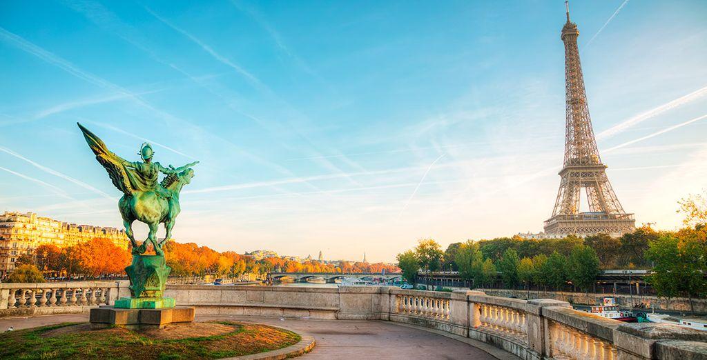 Disfruta de París, una ciudad única para una gran escapada