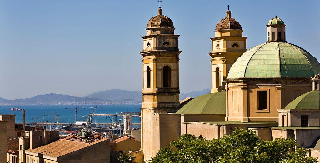 Descubra la ciudad de Cagliari