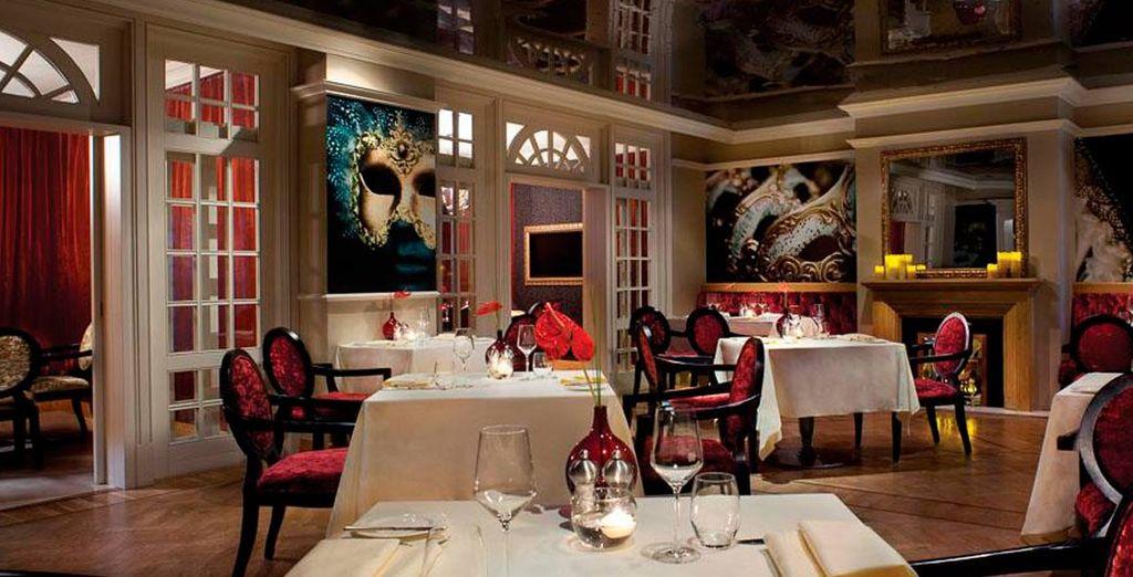 Los restaurantes del Jumeirah Beach sirven una gran variedad de platos