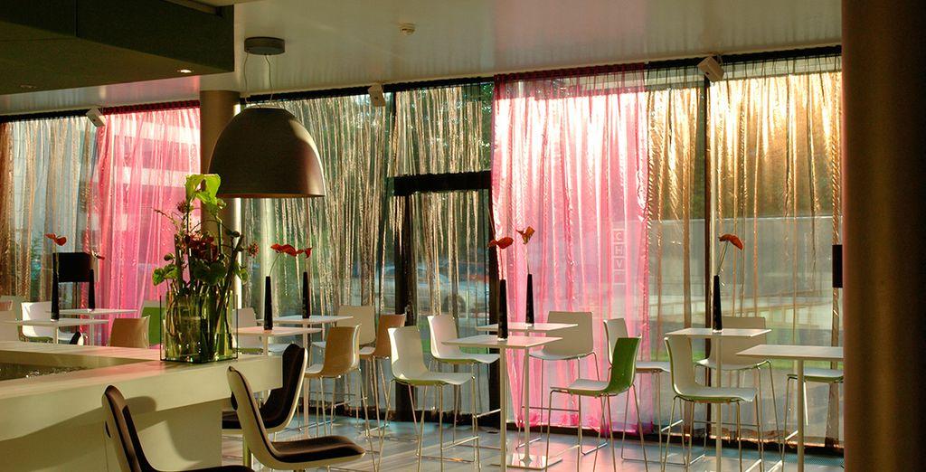 El moderno hotel Roomz Vienna de combina individualidad y calidad