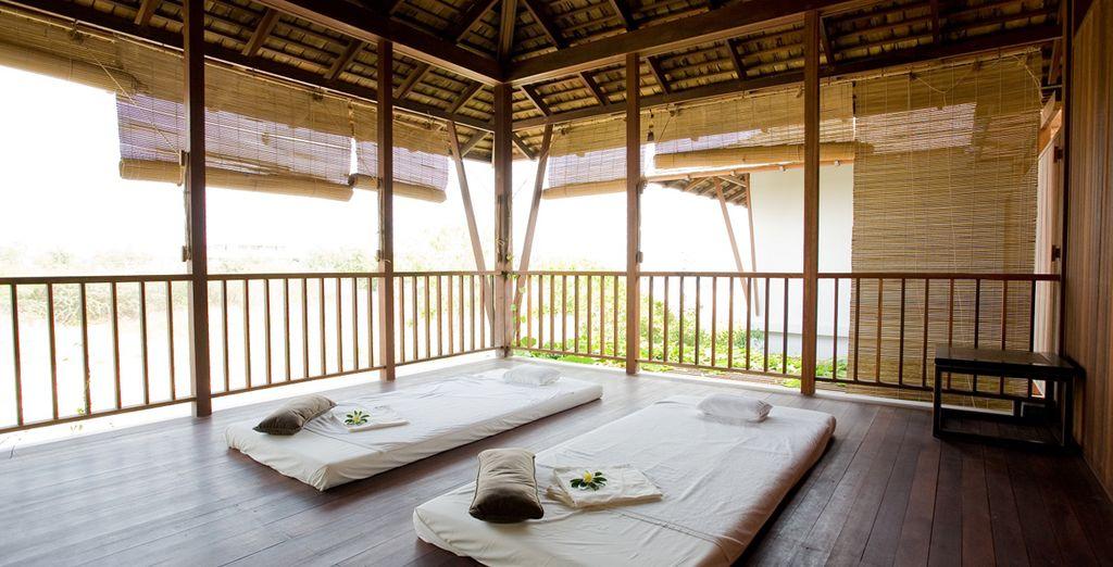 Zonas de meditación