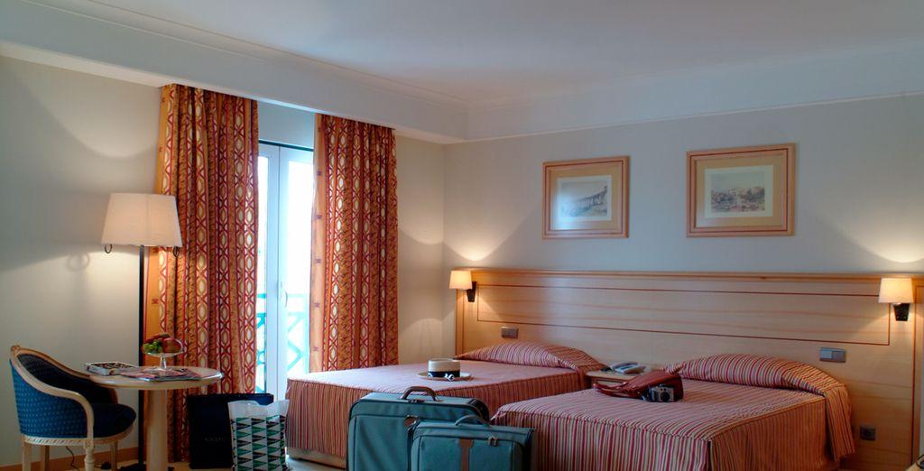 La habitación que hemos elegido para usted
