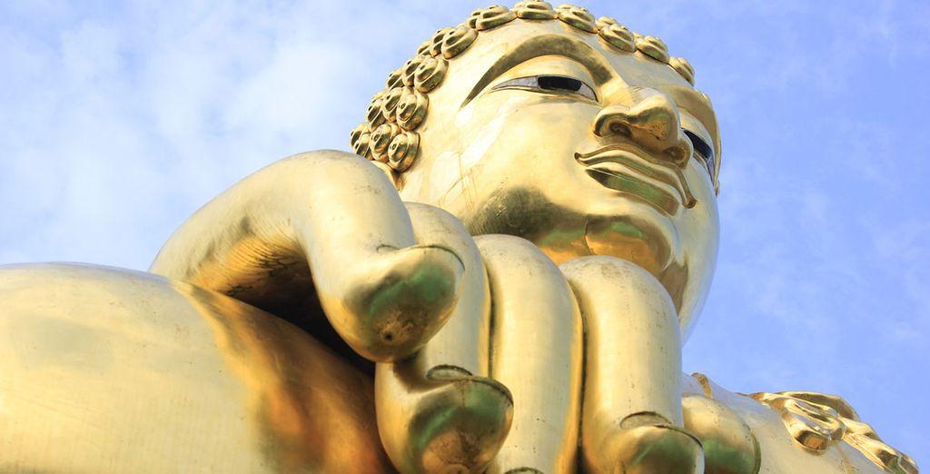 Chiang Mai conocida como