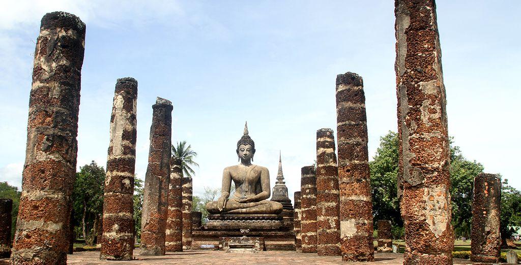 Sukhotai, Patrimonio de la Humanidad por la UNESCO