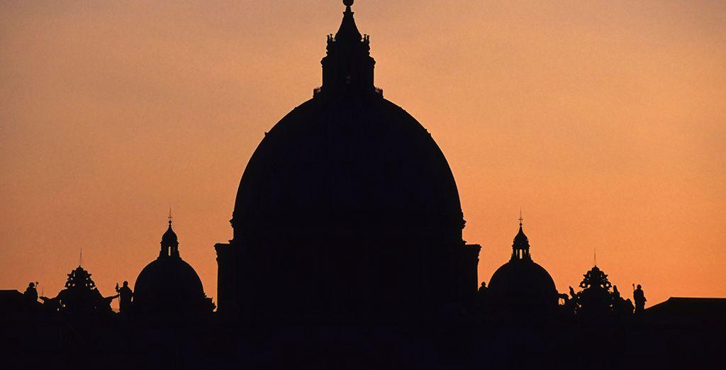 La Ciudad del Vaticano, la ciudad italiana le sorprenderá