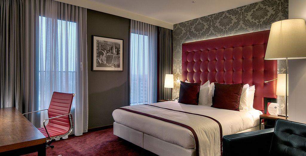 Hotel Crowne Plaza South en Amsterdam