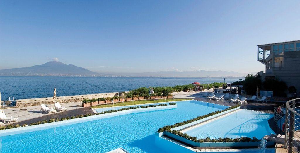Bienvenido al Hotel Towers Stabiae Sorrento Coast