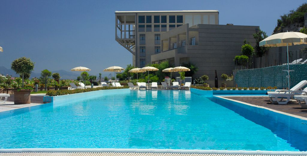 Donde podrá disfrutar del clima mediterráneo...