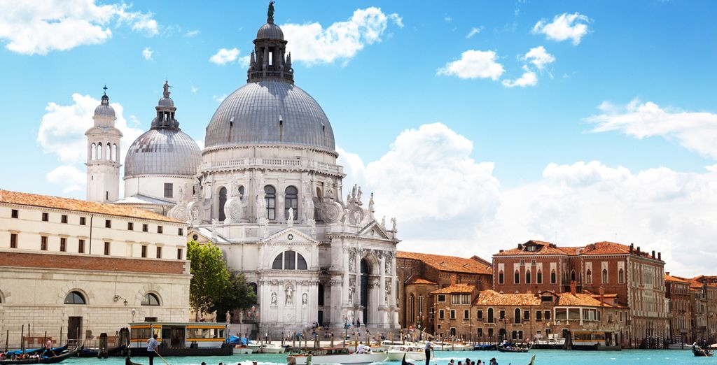 Venecia una ciudad incomparable repleta de arte