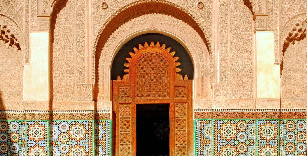 Marruecos, un país que no le dejara indiferente