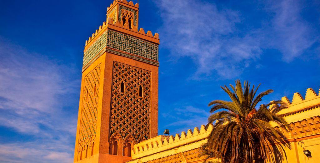 Mezquita de Marrakech