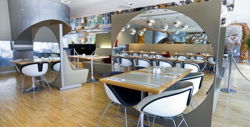 Yasmin Hotel Prague propone una de las mejores experiencias gastronómicas de la ciudad