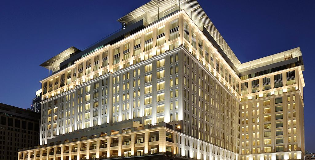 Bienvenido al Ritz Carlton Dubai Internacional Financial Centre 5*