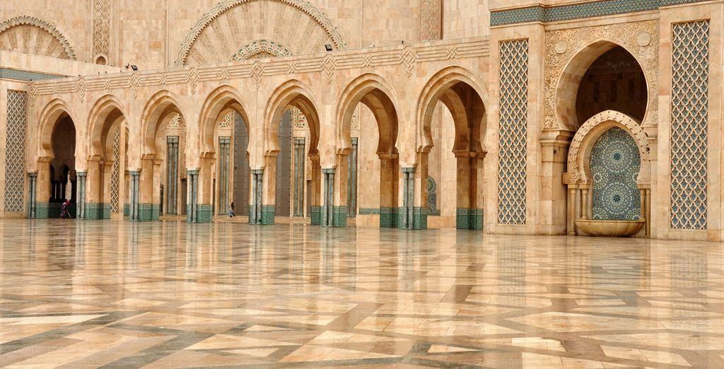 Casablanca es preciosa, le encantará