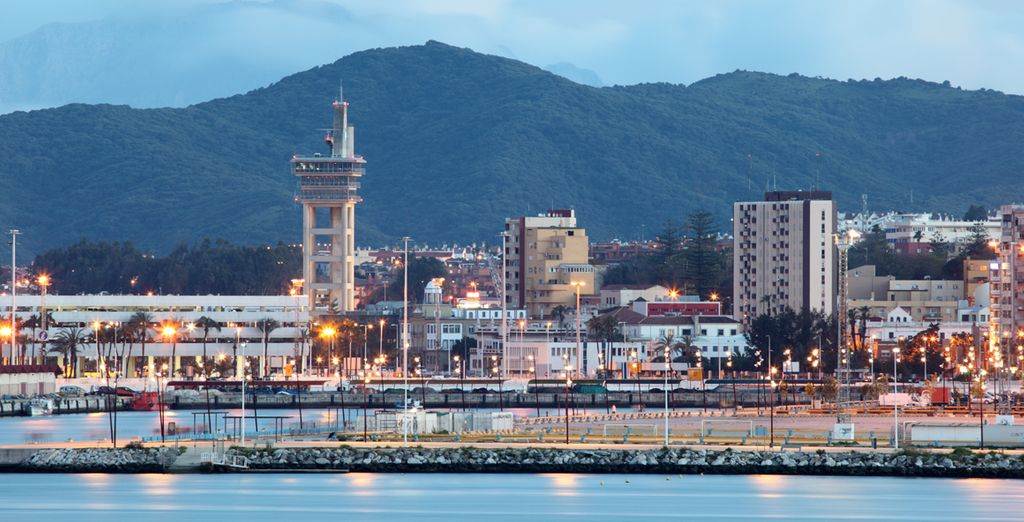 Descubra Algeciras