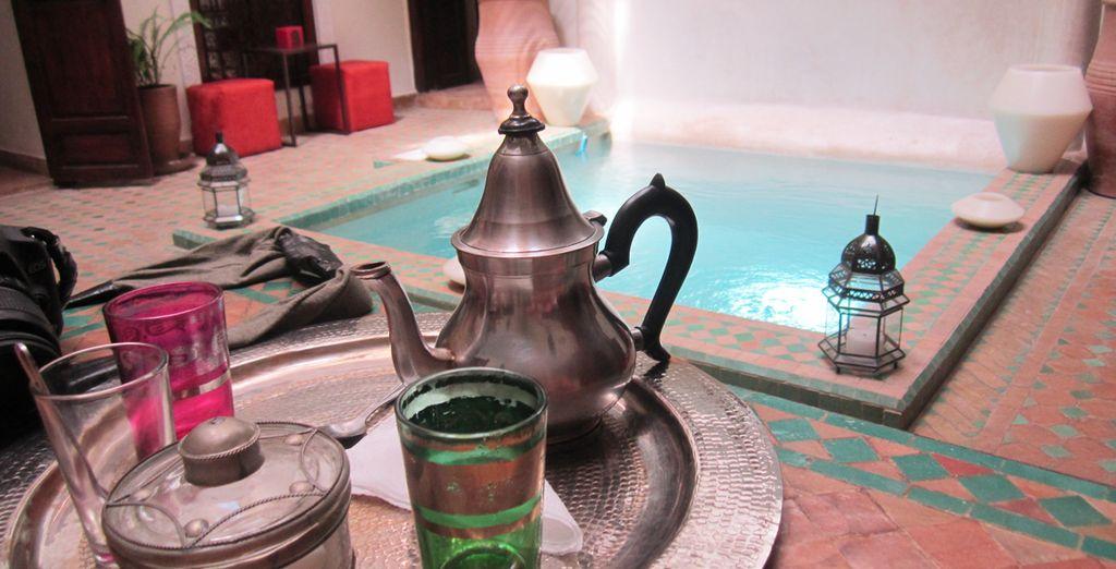 Disfrute de su tratamiento VIP a su llegada al Riad