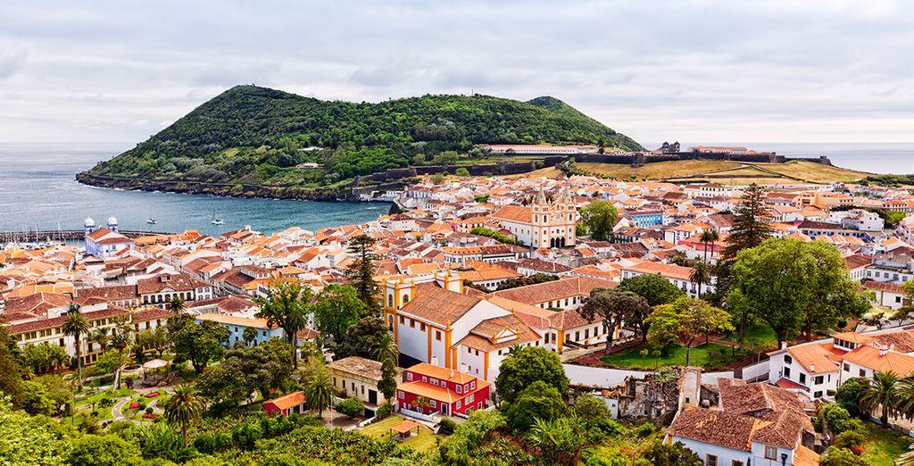 Las Islas Azores son espectaculares