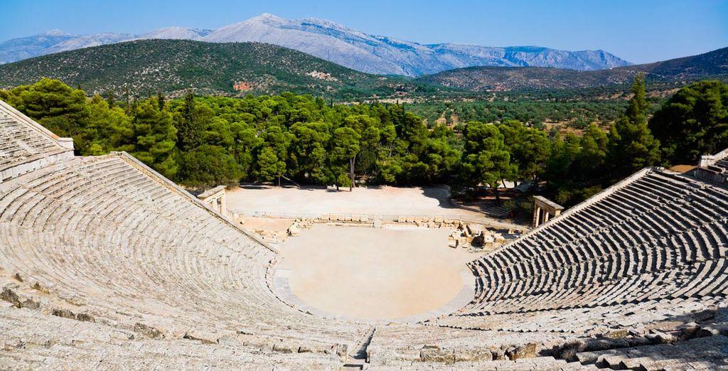 Así como Epidauro