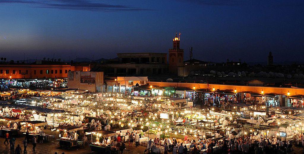 El Zoco, un mercado que le sorprenderá