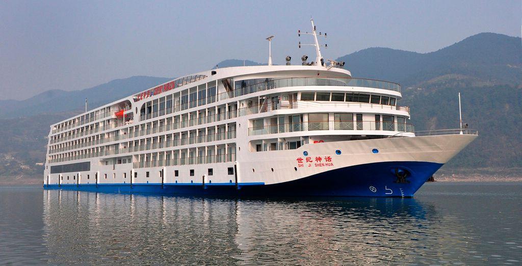 Crucero Century Legend