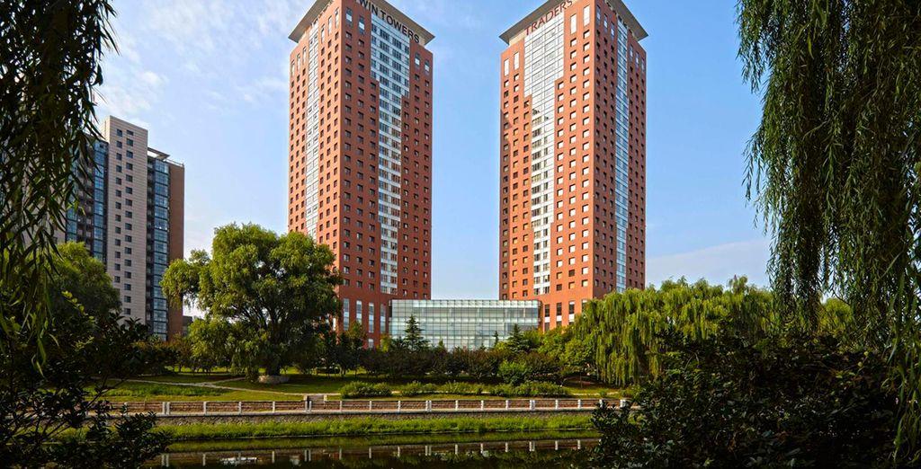 Hotel Traders Upper East by Shangri- la 5*, Beijing