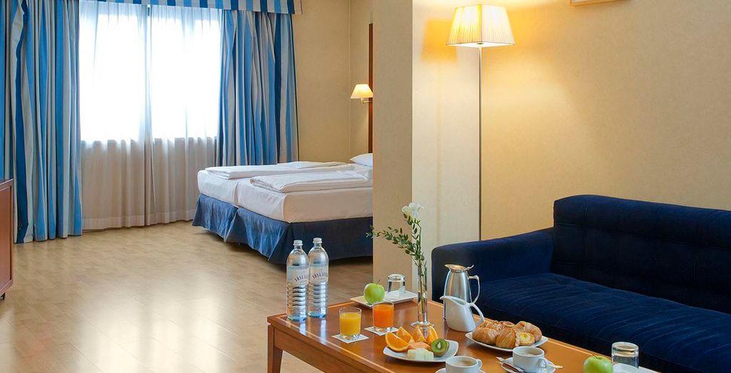 Hotel Exe 4*, Viena