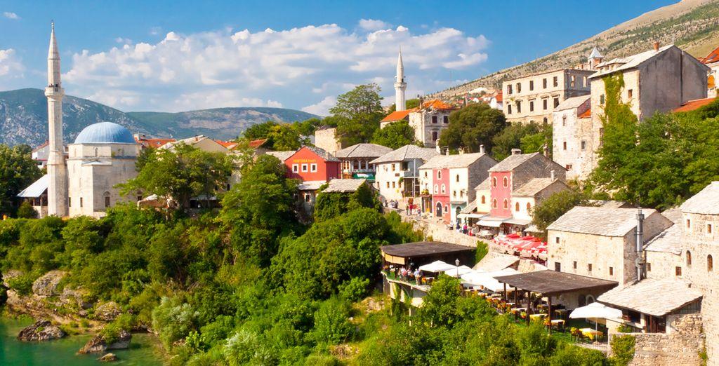 La reconstrucción de Mostar es símbolo de la reconciliación