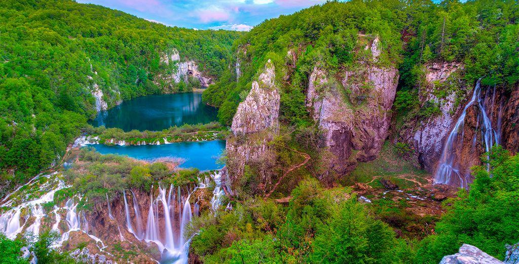 Descubra el encanto de Croacia y sus países vecinos