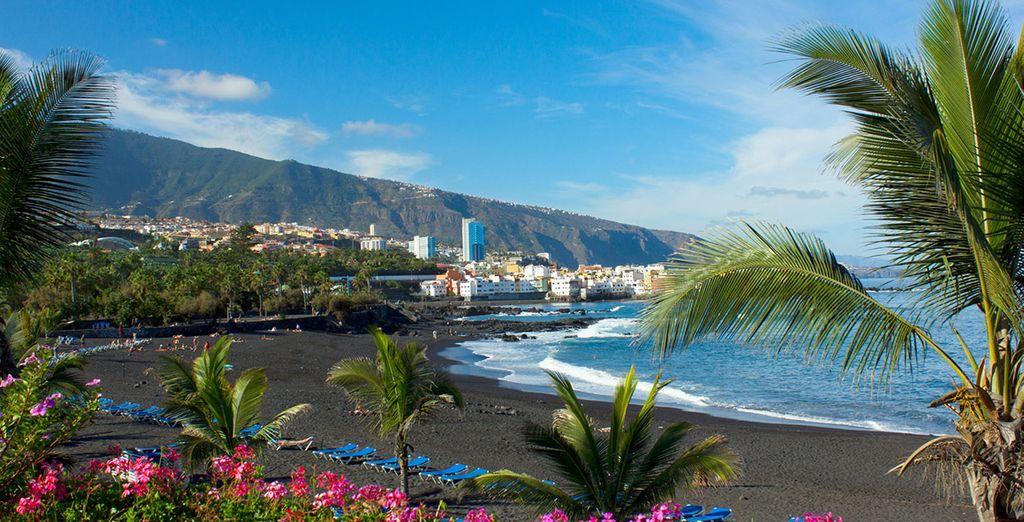 vuelo más hotel en Tenerife con Voyage Privé