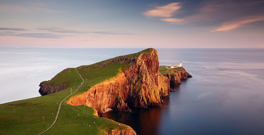 La Isla de Skye le enamorará