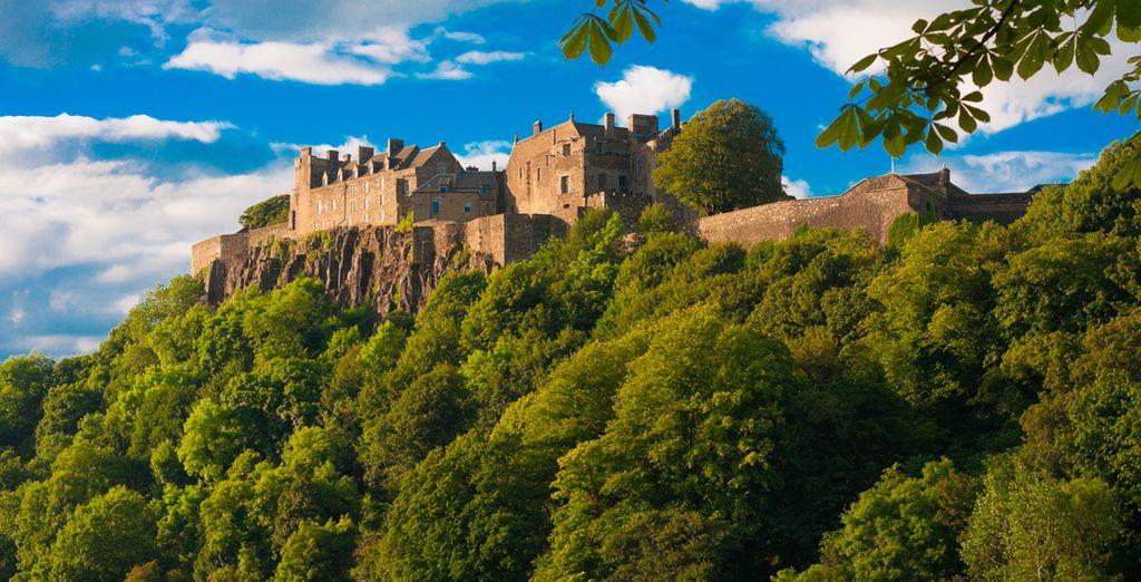 Descubra las Maravillas de Escocia