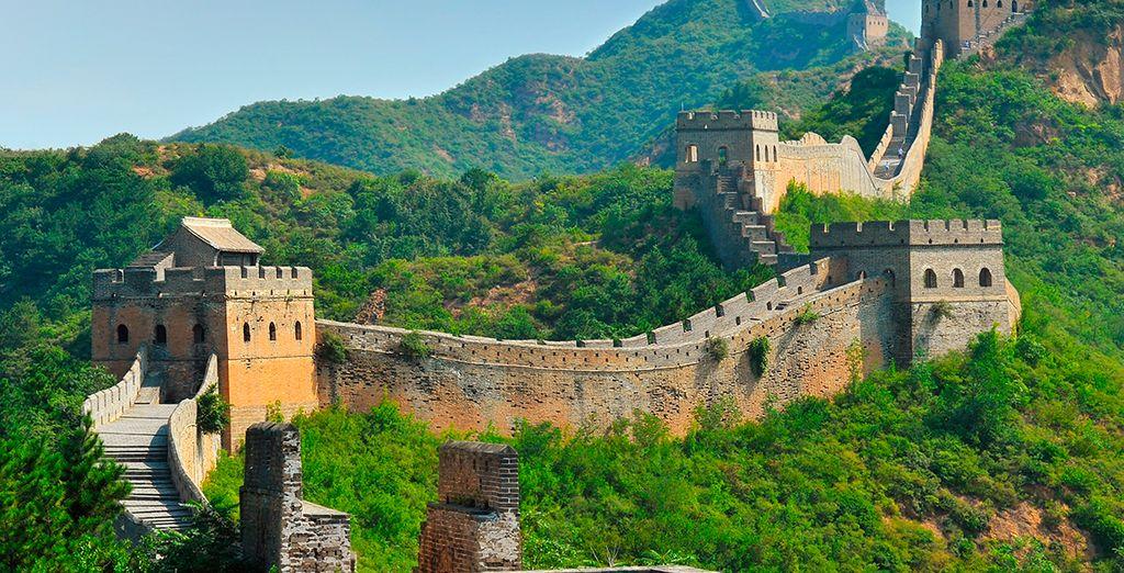 Disfrute de un recorrido por Beijing, Xian y Shanghai en 7 noches