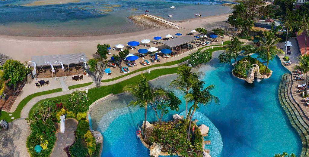 Su alojamiento en Bali 4*