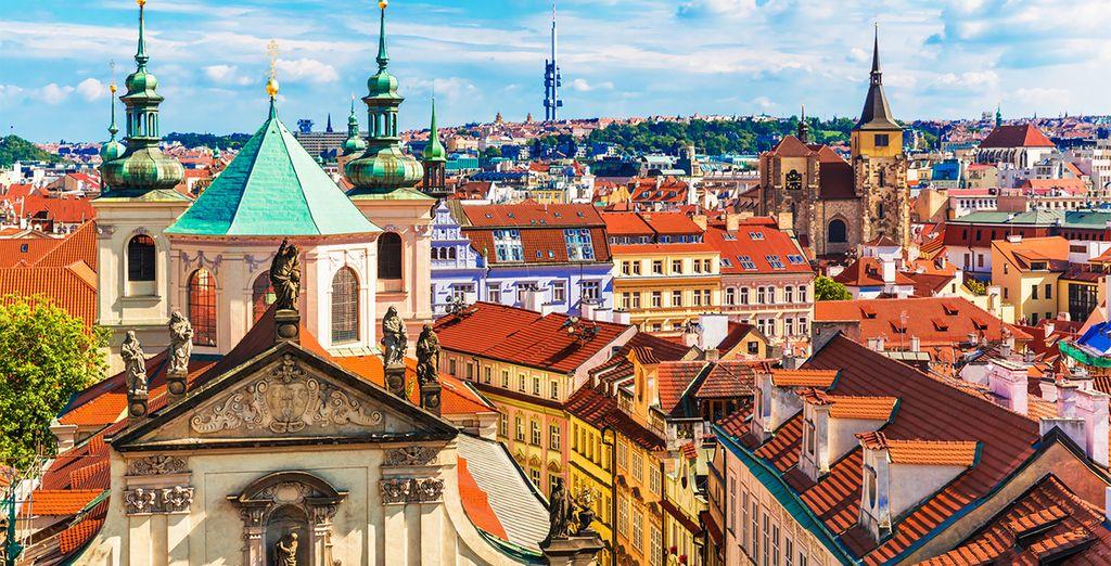 Los embrujos de Praga le esperan