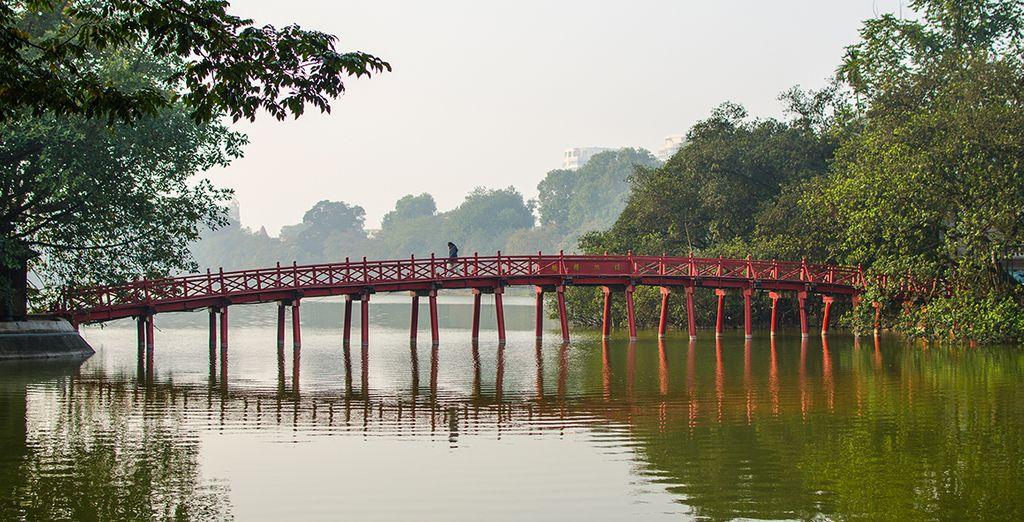 Hanoi, una ciudad histórica