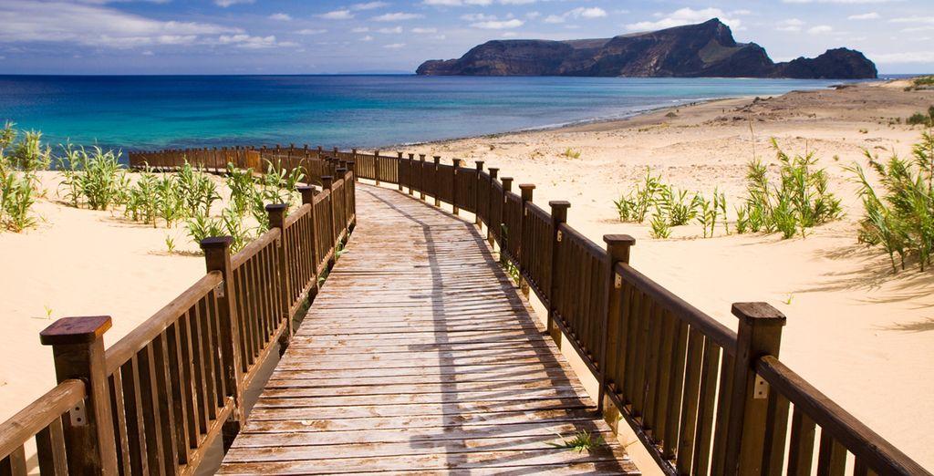 Paseos que le llevarán a la pura tranquilidad de la isla