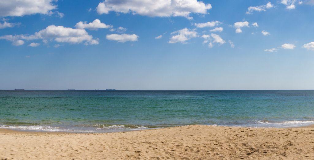 Disfrute de las mejores playas
