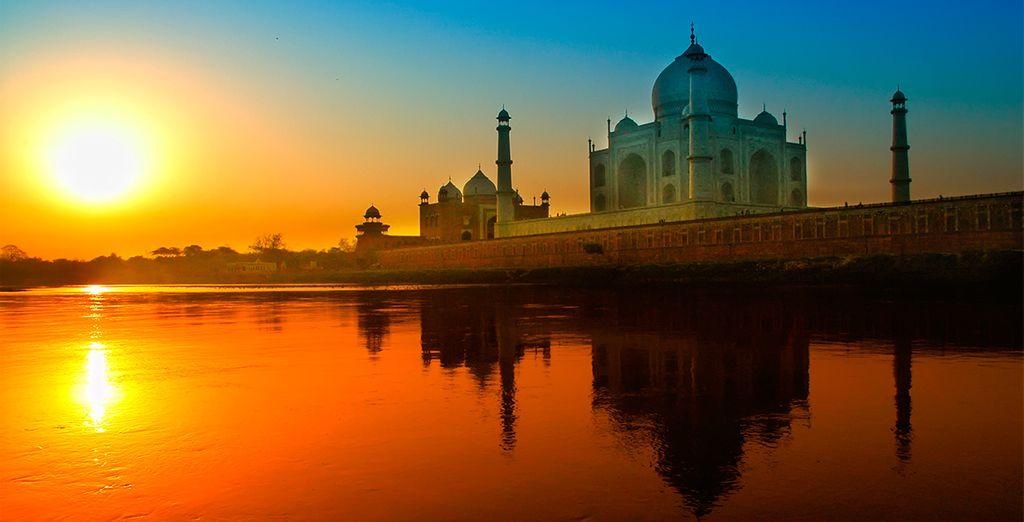 Un recorrido mágico por la Índia