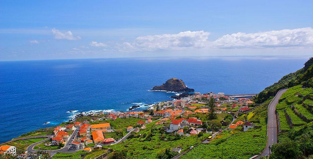 Disfrute de unas vacaciones de lujo en Madeira
